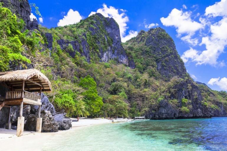 Dovolená na Filipínách