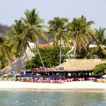 Resort v oblasti Huatulco