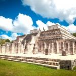 Ruiny v Chichén Itzá