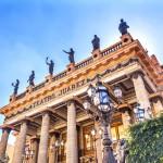 Teatro Juárez ve městě Guanajuato