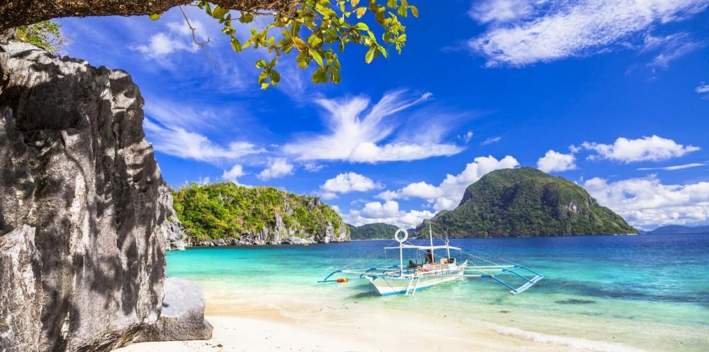 Tropická krása ostrova Palawan
