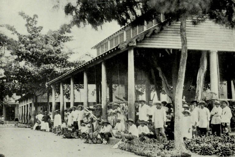 Historie Francouzské Polynésie