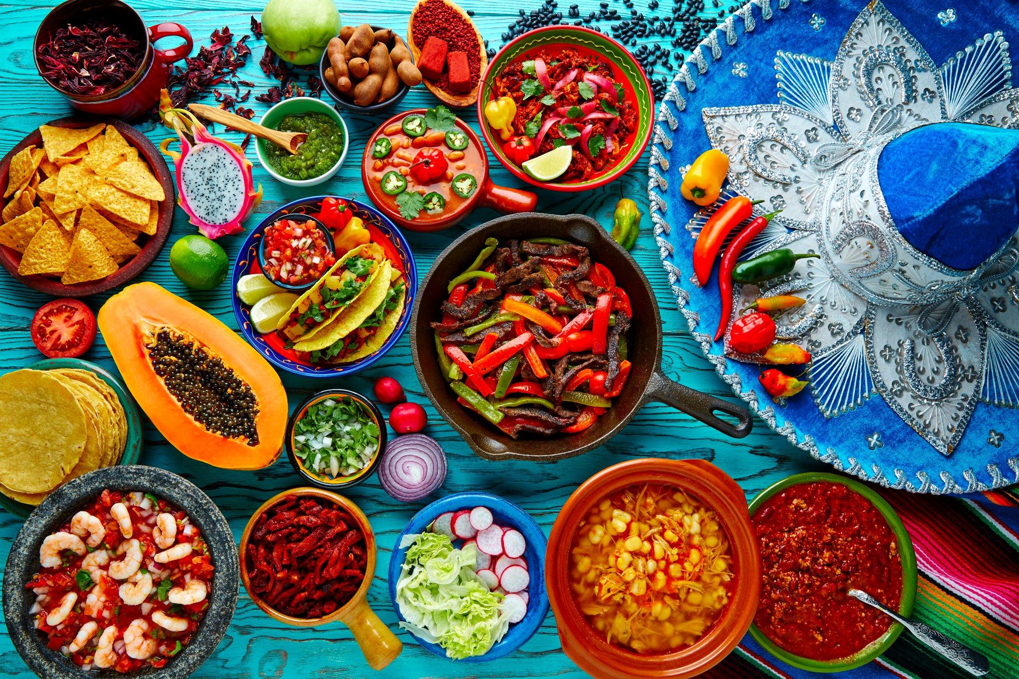 Mexick kuchyn mexiko - La cocina sana de isasaweis ...