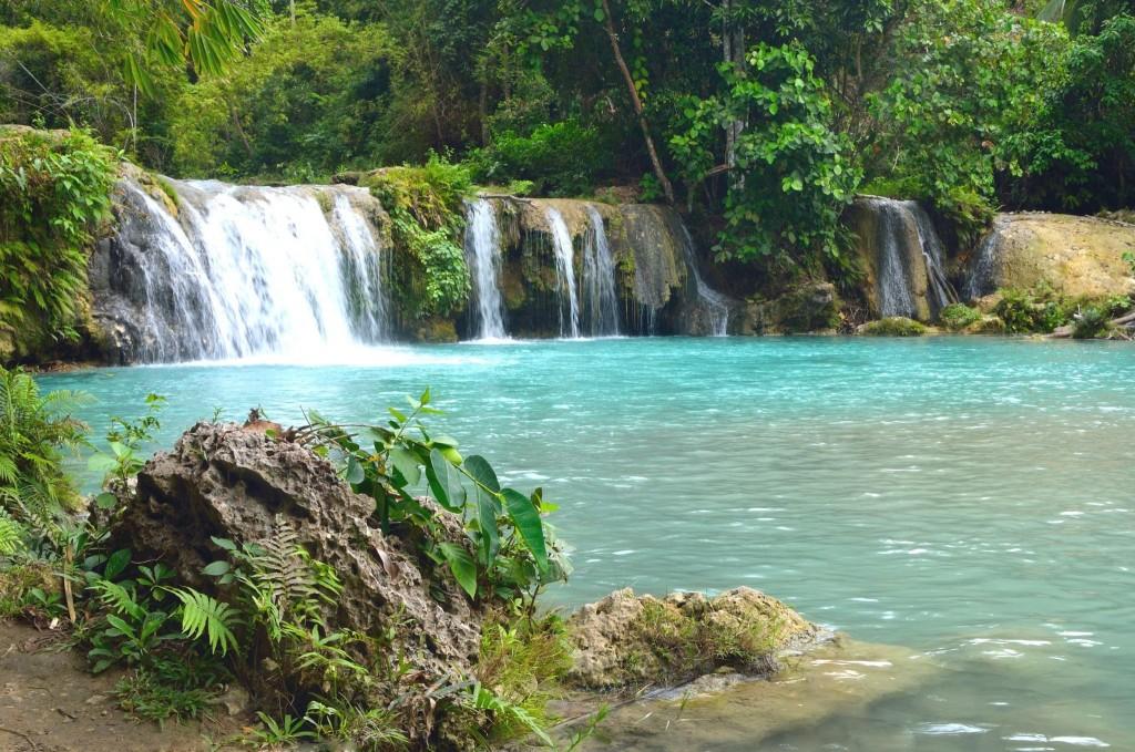 Vodopády Cambugahay