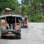 Zanzibarská hromadná doprava