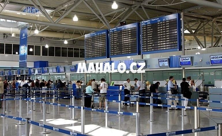 Letiště v Athénách