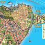 Mapa Korfu - Kerkyra