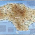Mapa Samos