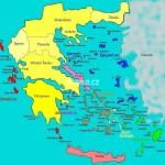 Oblasti Řecka