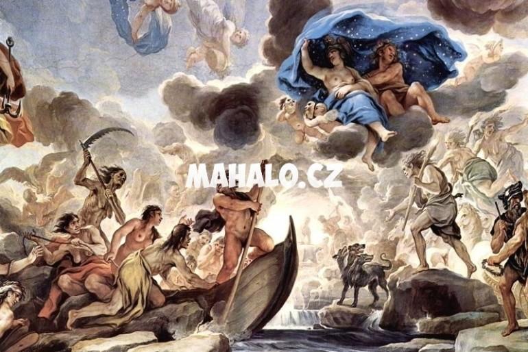 Náboženství v Řecku, řečtí bohové