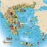 Turistické zajímavosti Řecka