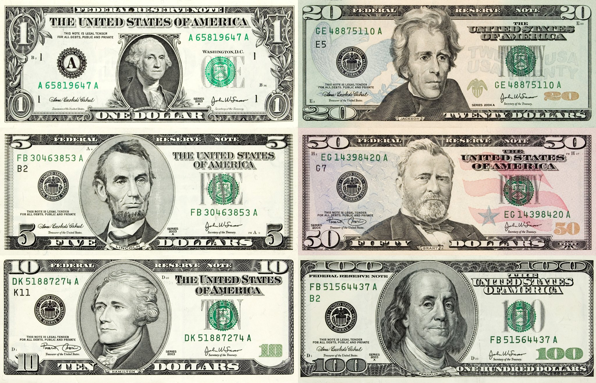 Us dollar currency notes pictures M: 100 Greatest American Currency Notes