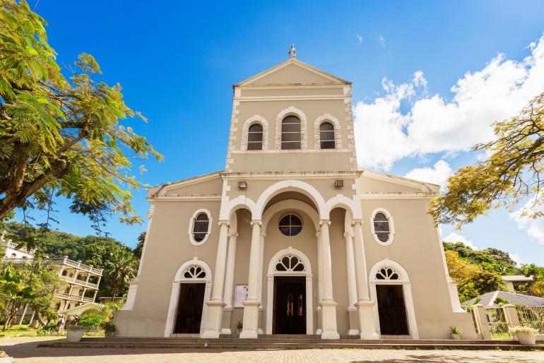 Náboženství na Seychelách