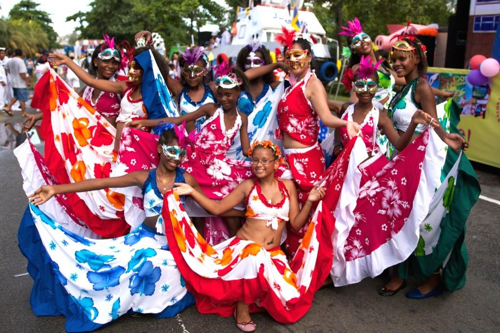 Kreolské slavnosti na Seychelách
