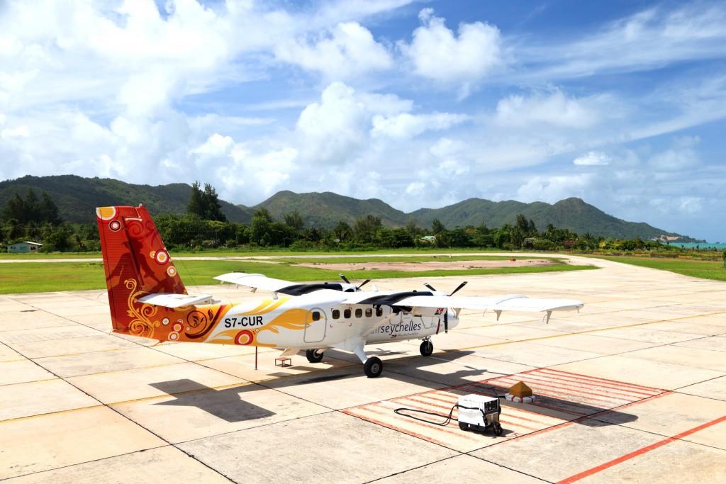 Letadlo Air Seychelles