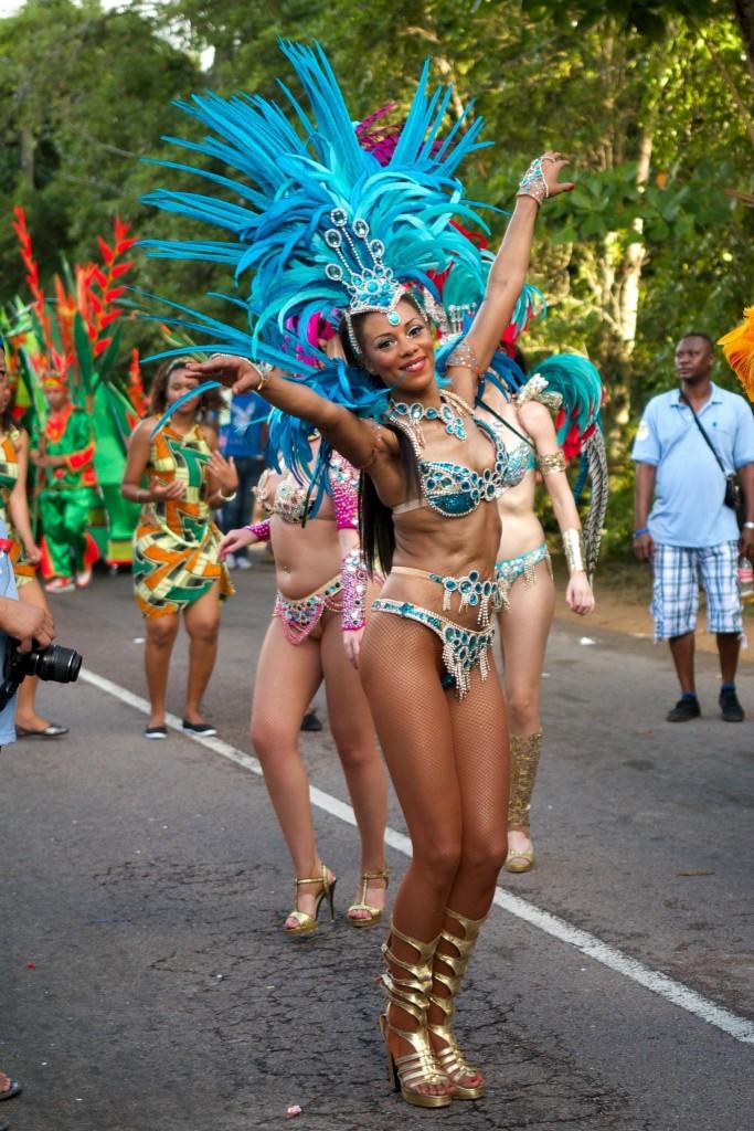 Seychelský festival umění