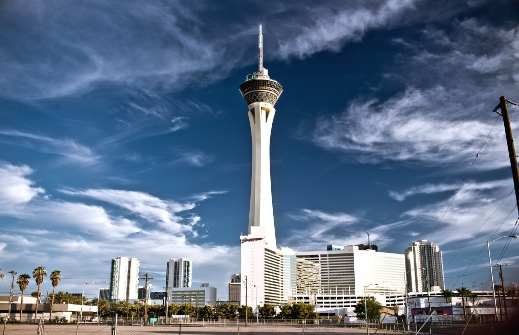 Stratosphere v Las Vegas
