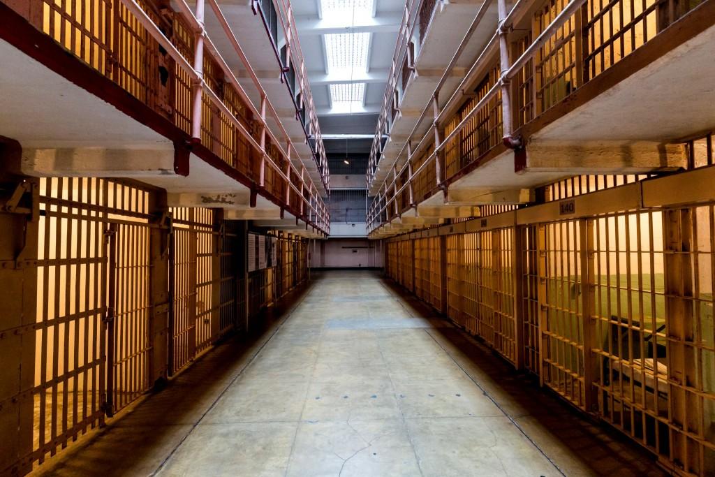 Vězeňské kóje Alcatrazu