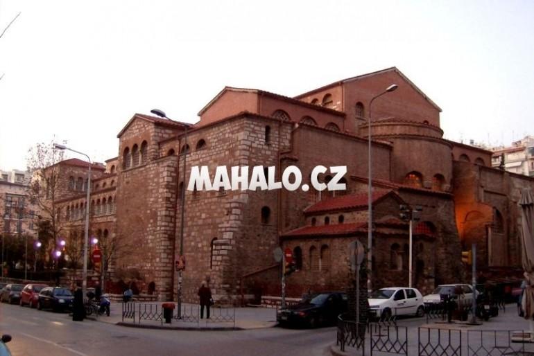 Byzantské kostely
