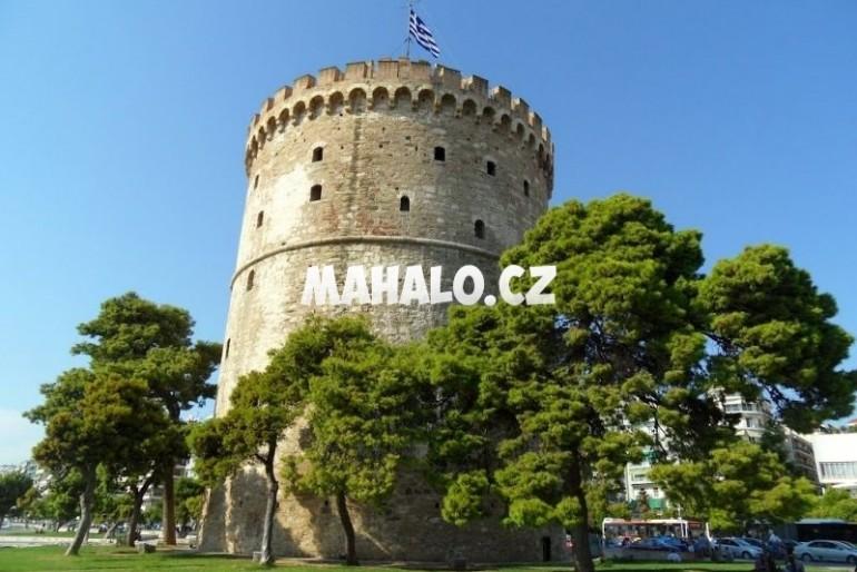 Bílá věž v Soluni