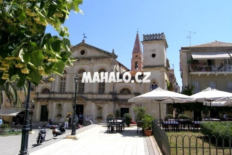 Kostel San Giacomo