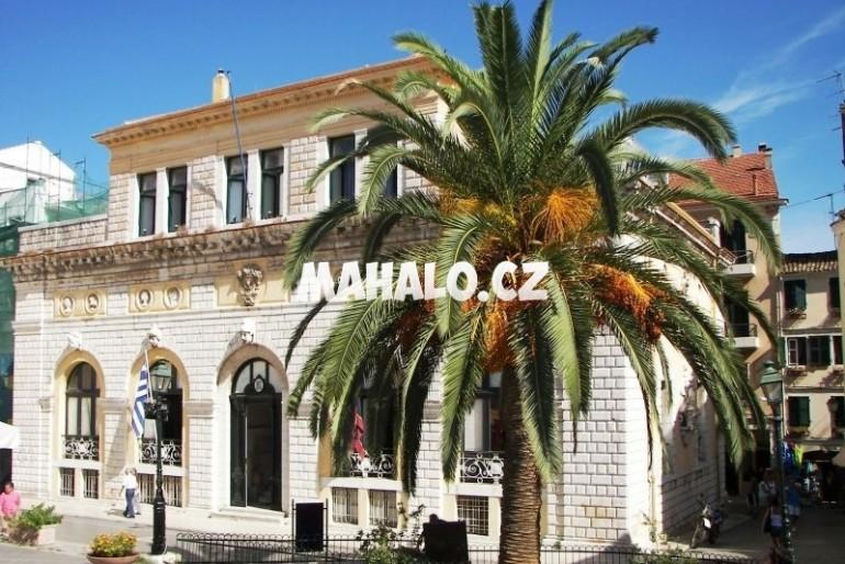 Kerkyra – Bývalá benátská Loggia (dnešní městská radnice)