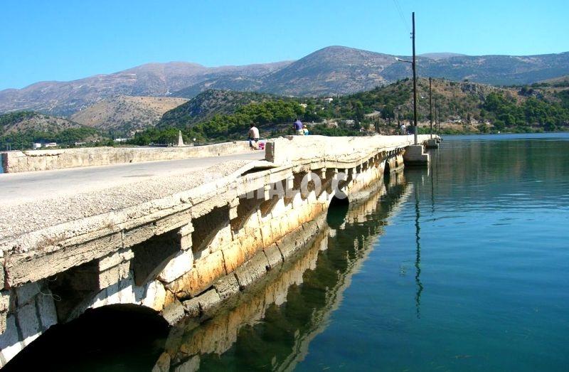 Most v Argostoli