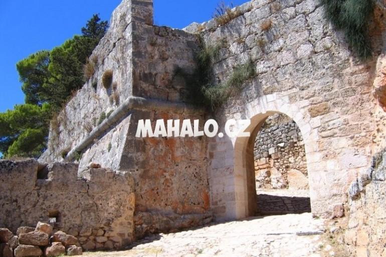 Hrad Agios Georgios