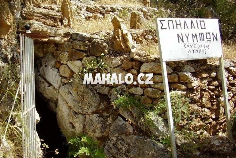 Jeskyně nymf