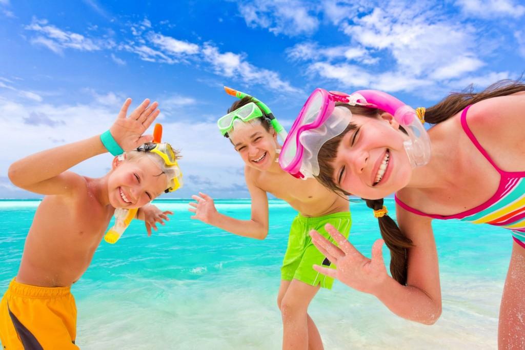 20 tipů jak cestovat s dětmi a užít si to!
