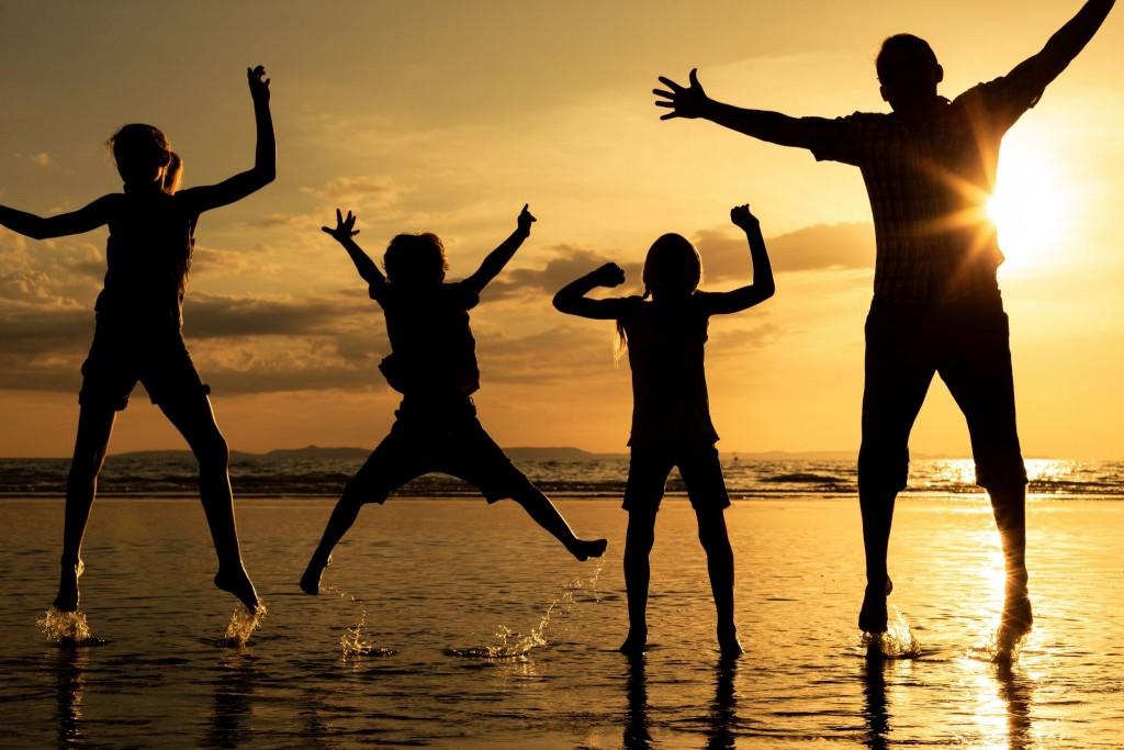 Užijte si dovolenou s dětmi