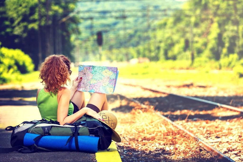 Individuální cestování je i pro ženy