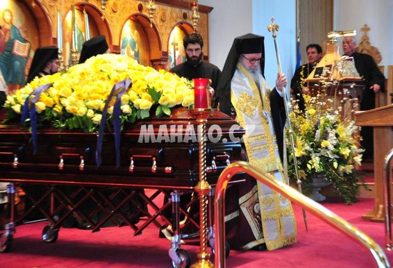 Řecký pohřeb