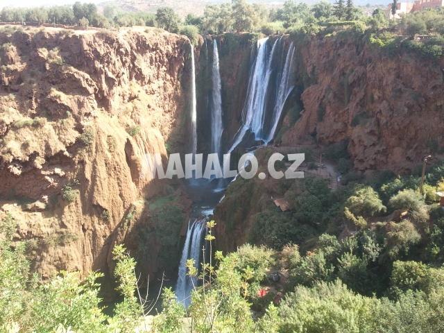 V údolí olív a medu k vodopádu Ouzoud