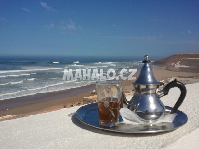 """Chillout, mátový čaj a """"lazy days"""" v Sidi Ifni"""