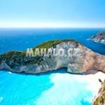 Krásné počasí na ostrově Zakynthos