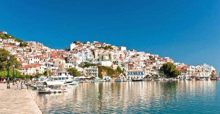 Město Skopelos