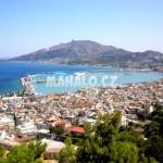 Přístav města Zakynthos