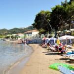 Pláž v Argassi