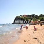 Pláž v Tsilivi