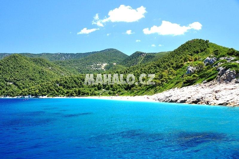 Ostrov Skiathos