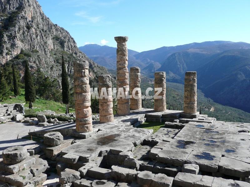 Ruiny Delf
