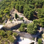 Stará pevnost u města Zakynthos
