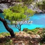 Zelený ostrov Zakynthos