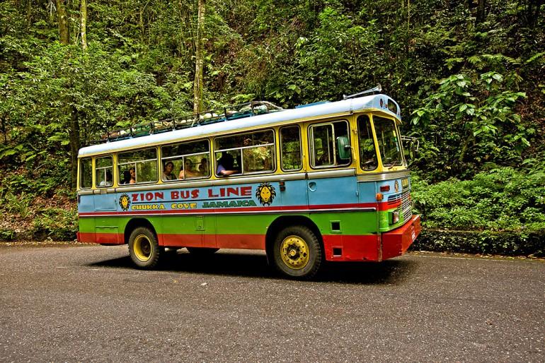 Doprava na Jamajce