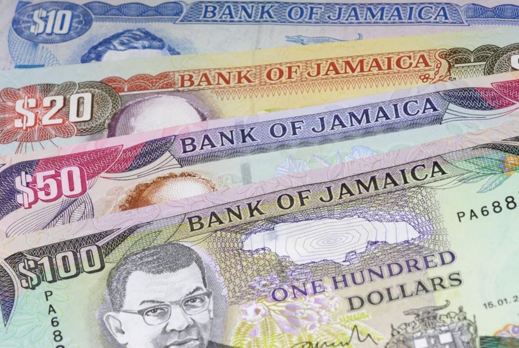 Měna na Jamajce - jamajské dollary