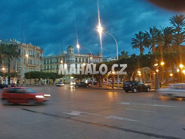 Plaza Espaňa, Mellila