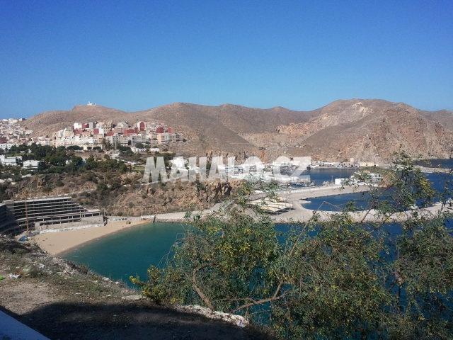Al Hoceima a pláž Quemado
