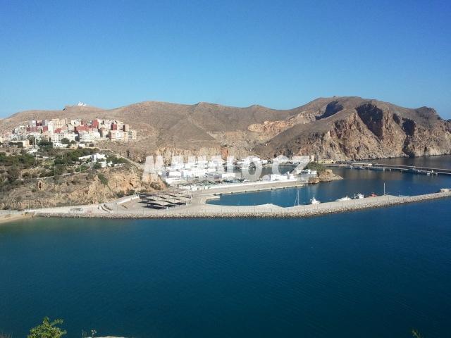 Al Hoceima leží na úpätí Rífu