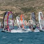 Windsurfing na Prasonisi